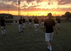 SV Lautertal l verliert im Halbfinale