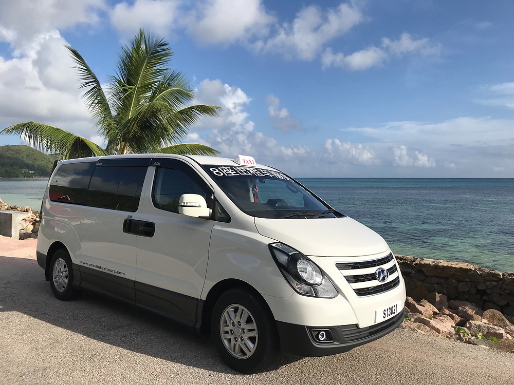 Taxi Services/Transfers/VIP/Cab/Island Tours/Sightseeing