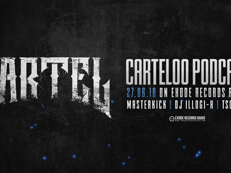 Tonight on Exode Records Radio [Cartel00 Podcast]
