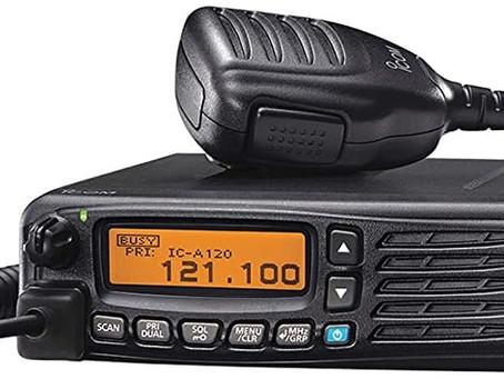 MANUAL - RADIO ICOM IC - A110