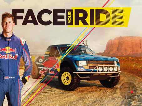 FACE YOUR RIDE ES NOTICIA DE LA COMUNIDAD