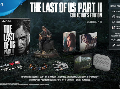 Neuer Trailer zu The Last of Us 2 / Details zu den Collector's Editions