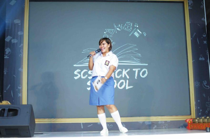 Tyas Putri MC Yang Bisa Petjahkan Segala Jenis Acara