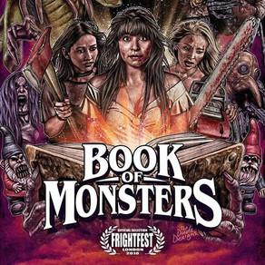 Book of Monsters 2018 - Pamphlet of mediocrity.