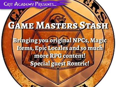 Game Masters Stash