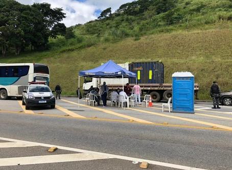 Barreiras Sanitárias em Macaé terão testes sorológicos