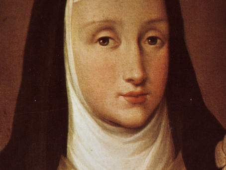 Santa Teresa Margarida do Coração de Jesus