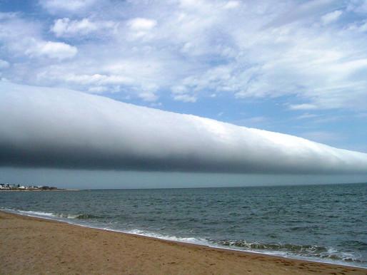 Les Morning Glory clouds en Australie