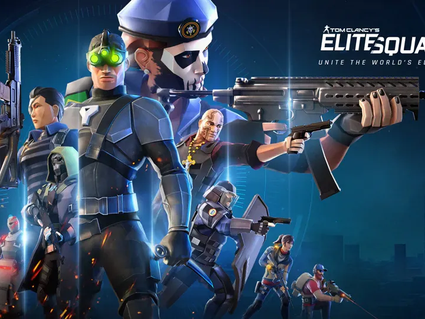 Tom Clancy's Elite Squad: Releasing on 27th August in Mobile