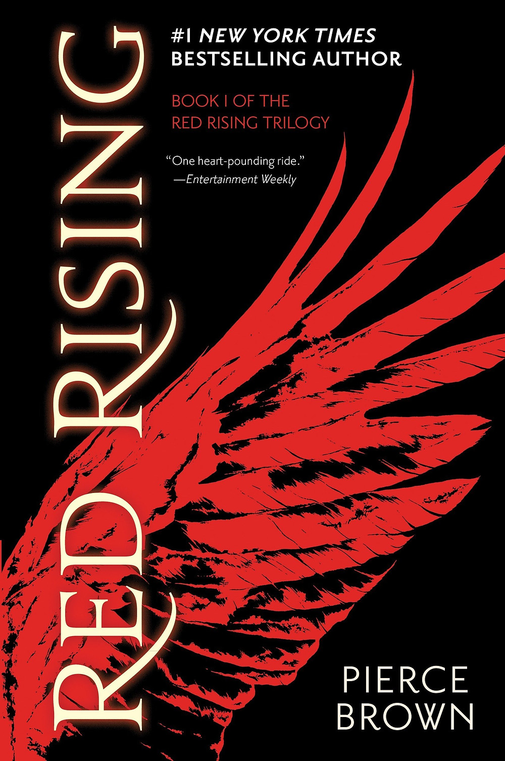 THE RED RISING SAGA by Pierce Brown : the book slut book reviews