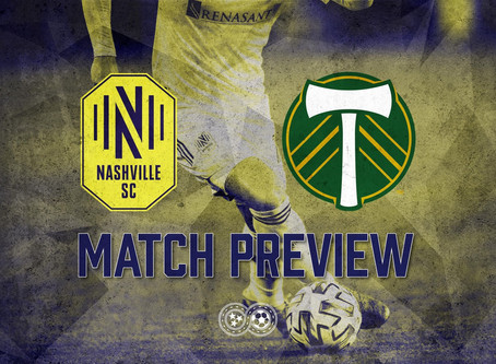 MATCH PREVIEW: Nashville SC v Portland Timbers