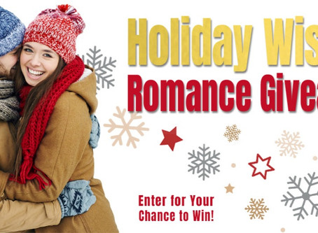 Holiday Romance GIVEAWAY!