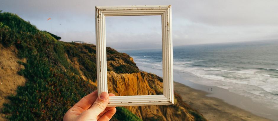 Bilder einrahmen lassen - Ein Blickfang für die schönsten Reisefotografien