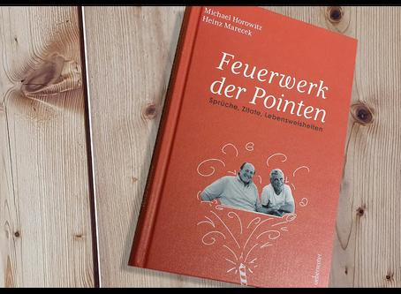 Heinz Marecek/ Michael Horowitz: Zündeln mit Pointen