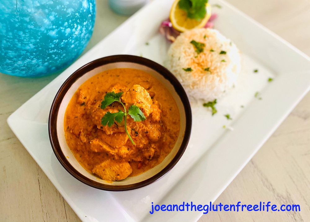 Learn how to make this delicious creamy spiced curry dish that has taken the UK by storm!