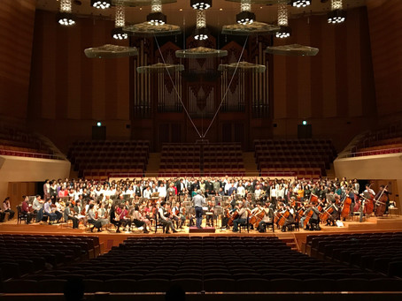 東京グリーン交響楽団第30回記念演奏会