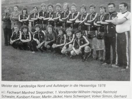 Der VfB Schrecksbach wird im kommenden Jahr 100 Jahre alt