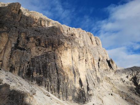 Rosengartendurchquerung - Dolomiten