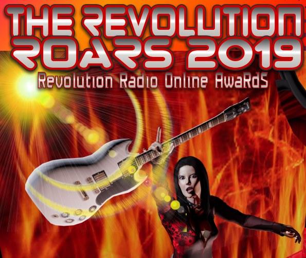 The Revolution ROARS All Winners Show promo for Revolution Radio Online