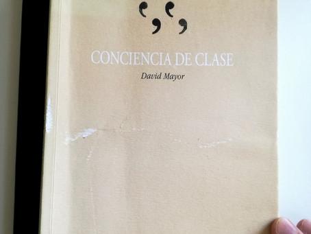 CONCIENCIA DE CLASE, de David Mayor