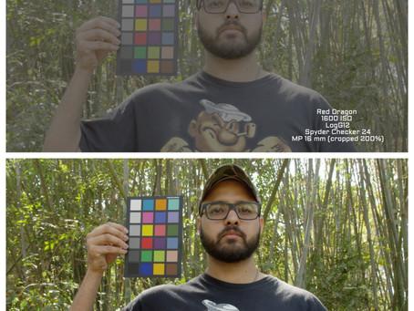 #spydercheckr24 #datacolor #log #colorcorrection #grading #gamma #flatprofile