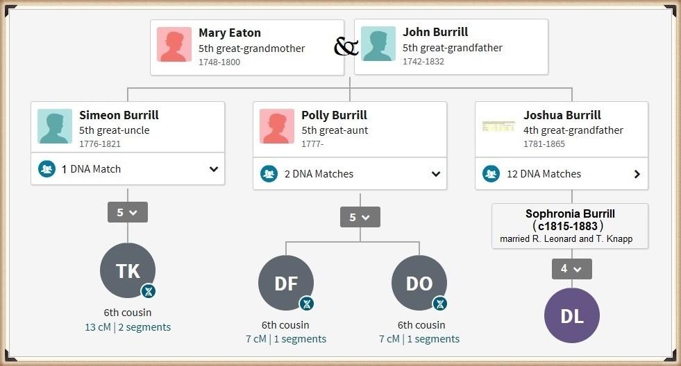 Burrill DNA