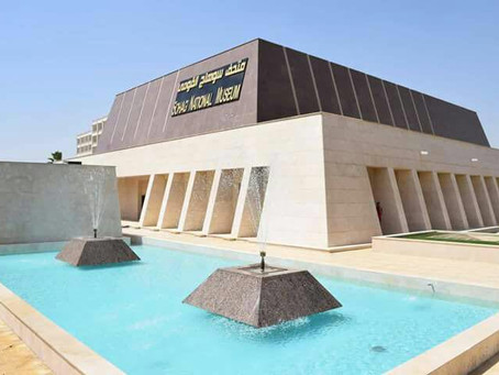 Новый музей в Сохаге
