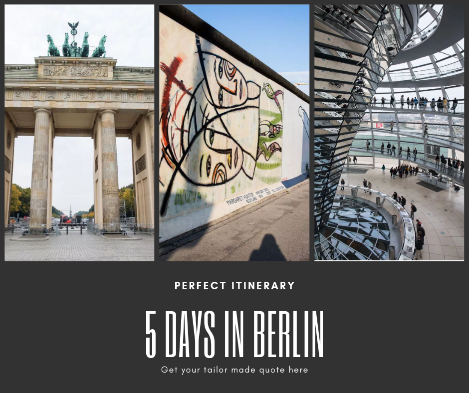 5 Days in Berlin - perfect itinerary
