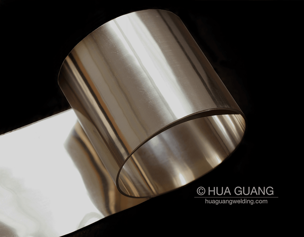 Hua Guang Vacuum Brazing Strip