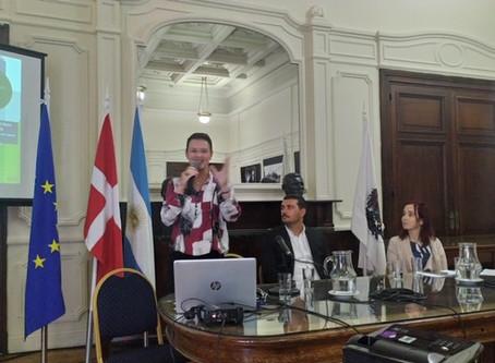 CBCS participates in Latin American meeting