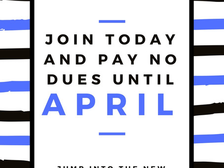 No Dues till April 2020