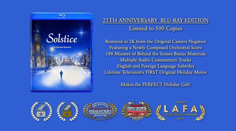 """""""Solstice"""" Blu-Ray IndieGogo Preorder Campaign"""