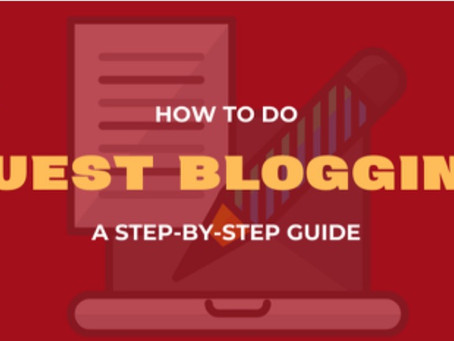 HOW WE DO GUEST BLOGGING- SIMPLE STEPS TO LEARN
