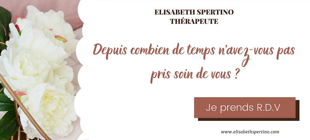 Alliance Thérapeutique - Elisabeth Spertino thérapeute