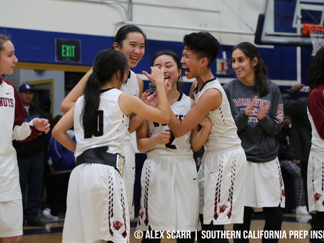 Van Nuys Ends Historic Drought