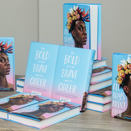 """Author Explores the Intersections of Queerness and Blackness in Memoir """"All Boys Aren't Blue"""""""