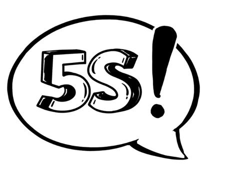5S - Ce este și care este scopul său?