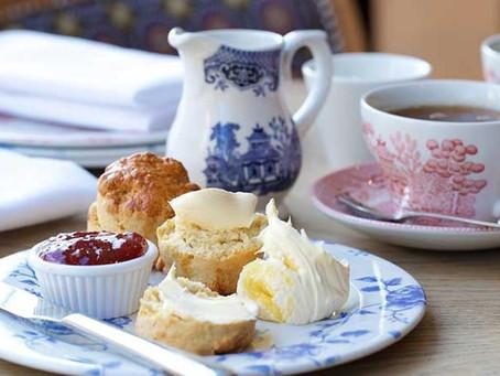 Cream Tea & Cakes
