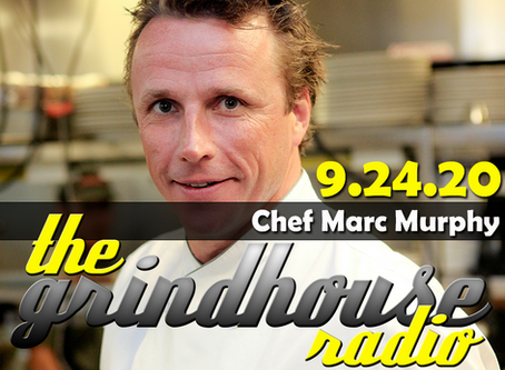 Chef Marc Murphy from Chopped Joins The Grindhouse Radio