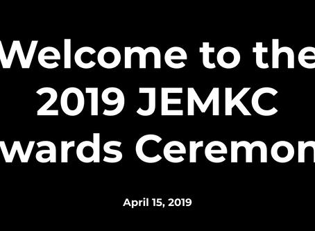 2019 JEMKC Awards Ceremony