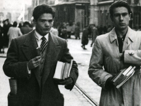 Primavera 1941, Pier Paolo Pasolini scrive all'amico Franco Farolfi
