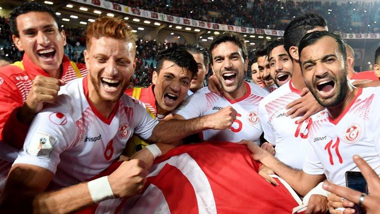 Equipe nationale de la Tunisie de football