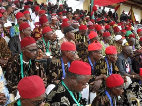 Ama-Ala (Classical Igbo System Of Government)