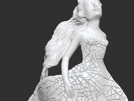 ScanPhase escanea, digitaliza e imprime en 3D esculturas de Art Bona