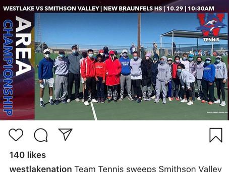 Chap Tennis Advances to Quarters