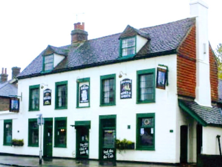 1800: The Ship Inn at Whiteman's Green for sale