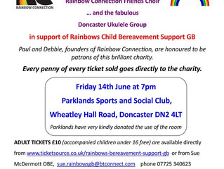 Rainbows GB Charity Event