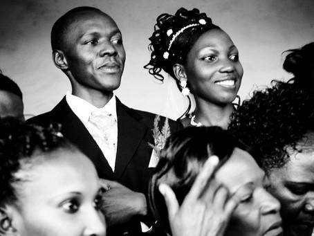 Mina vänners stora feta ugandiska bröllop