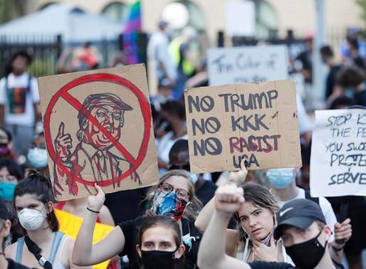 Donald Trump envía a tropas federales para frenar protestas por el racismo