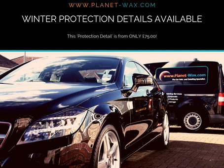 Winter Protection Detail.